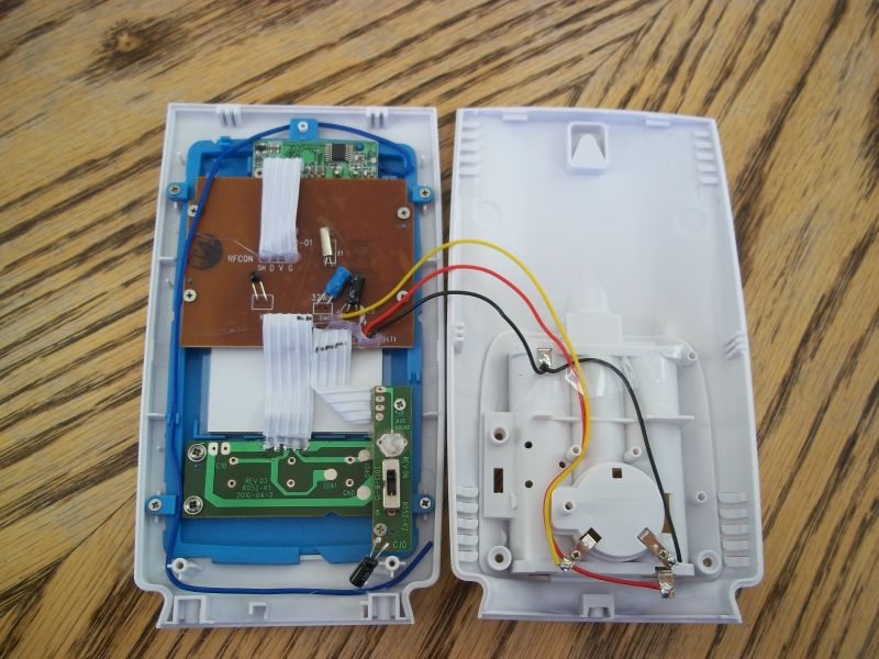 Hacking the Acurite 0077XW / 00592TX Wireless Remote